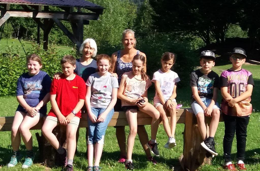 Klasse 4 der Grundschule Dietingen / Außenstelle Irslingen verbringt schöne Tage im Schullandheim