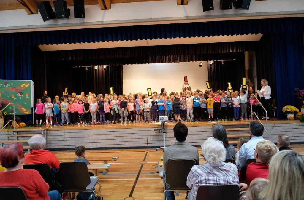 Grundschule Dietingen mit Außenstellen Irslingen und Böhringen präsentiert neues Schulkonzept
